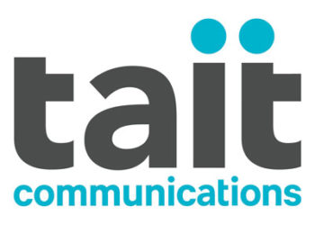 Logo Tait Communications