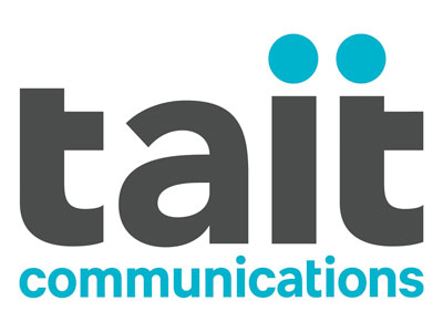 Logo Tait Communications