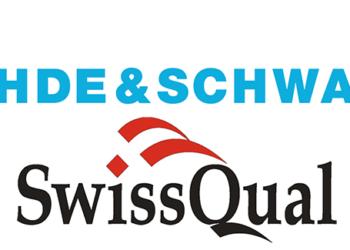 Loga Rohde & Schwarz i SwissQual