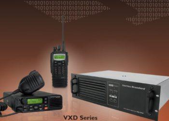 Radiotelefony z serii VXD