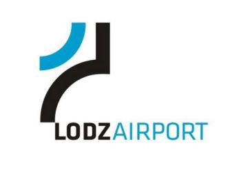 lotnisko w Łodzi - logo