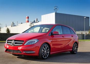 Fabryka Mercedesa w Kecskemet