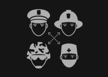 Platforma Integracji Komunikacji dla Służb PIK MindMade logo