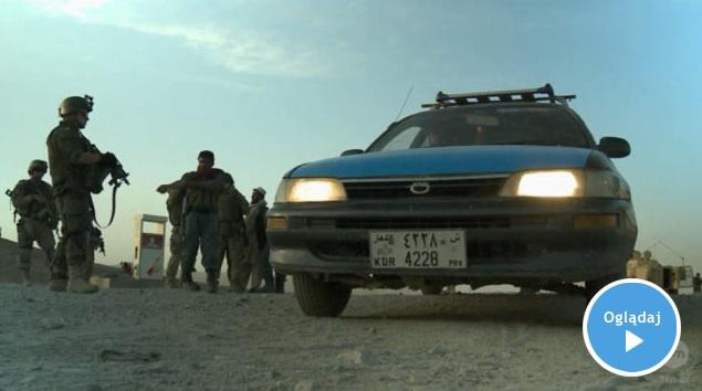 Kliknij na obrazek aby przejść do filmu: Afganistan - Dziewiąta zmiana , odcinek 4