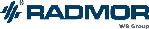 Logo Radmor S.A. Grupa WB