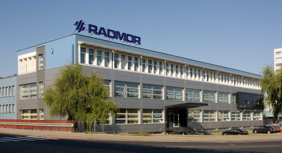 Budynek Radmor S.A. w Gdynii