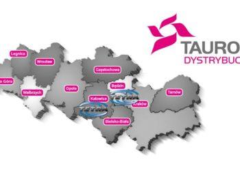 Kliknij aby powiększyć obrazek zasięgu działania Tauron Dystrybucja