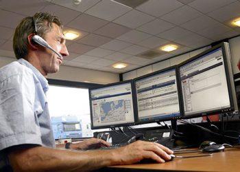 System Zarządzania flotą pojazdów (fot. DAF)