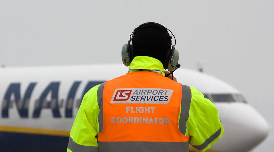 LS Airport Service - Lotnisko Warszawa-Okęcie