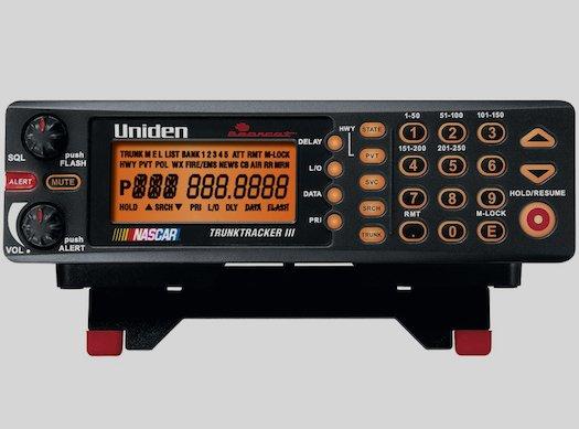 Skaner radiowy firmy Uniden