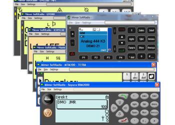 Zdalne sterowanie Mimer dla radiotelefonów DMR Hytera MD785