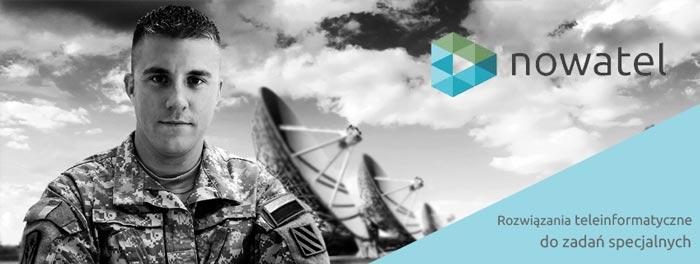 Nowatel - Rozwiązania teleinformatyczne do zadań specjalnych