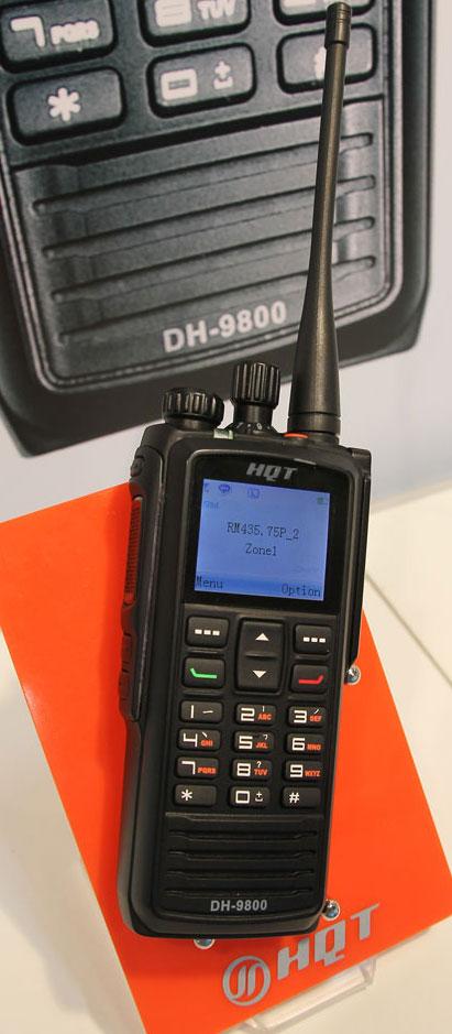 Radiotelefon DMR HQT DH-9800