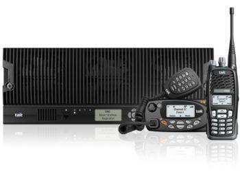 Stacja bazowa TB9300 oraz radiotelefony TM9300 i TP9300