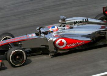 Bolid F1 McLaren w 2013 roku