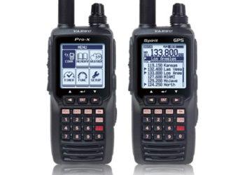 Radiotelefony Yaesu FTA-550 i FTA-750