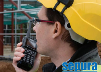 Radiotelefon Sepura SBP8000