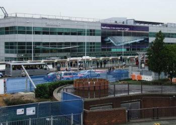 Drugi terminal Heathrow