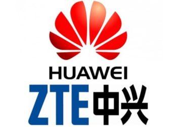 Loga Huawei i ZTE