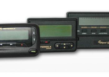 Pagery firmy Motorola