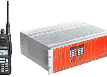 Tait TP9300 i Selex RBW4000