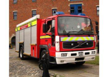Wóz strażacki GMFRS