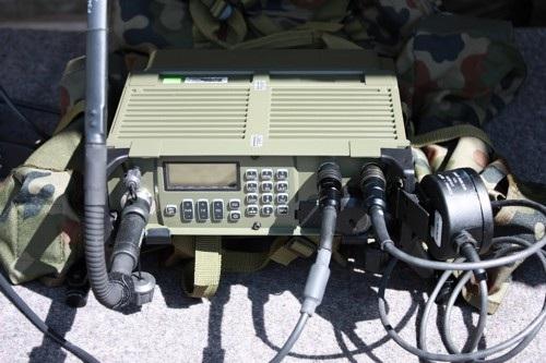 Radiostacja RRC 9211