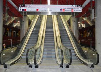 Stacja drugiej linii metra warszawskiego