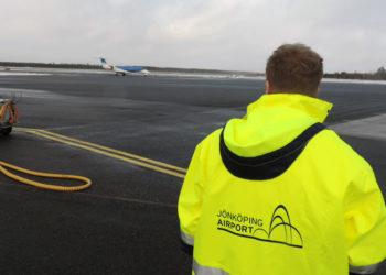 Port lotniczy w Jönköping