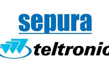 Sepura Teltronic logotypy