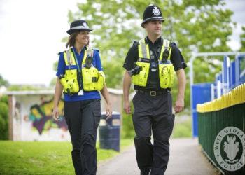 angielski-patrol-policji