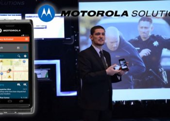 Demonstracja technologii LTE firmy Motorola Solutions