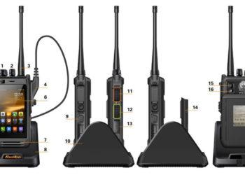 Smartfon Runbo H1 4G