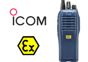 Icom-Atex-dPMR-radiotelefon-IC-F3200DEX