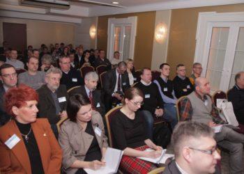 Uczestnicy konferencji Zarządzanie Kryzysowe 2016