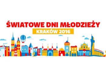 Logo Światowych Dni Młodzieży 2016