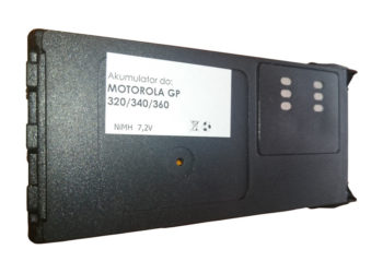 Akumulator Motorola GP340 GP360