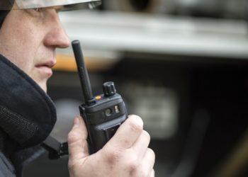 strazak-radiotelefon