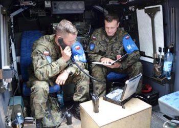 zandarmeria-wojskowa-nawiazywanie-lacznosci