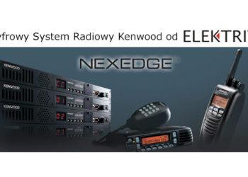 Cyfrowy System Radiowy Kenwood NEXEDGE