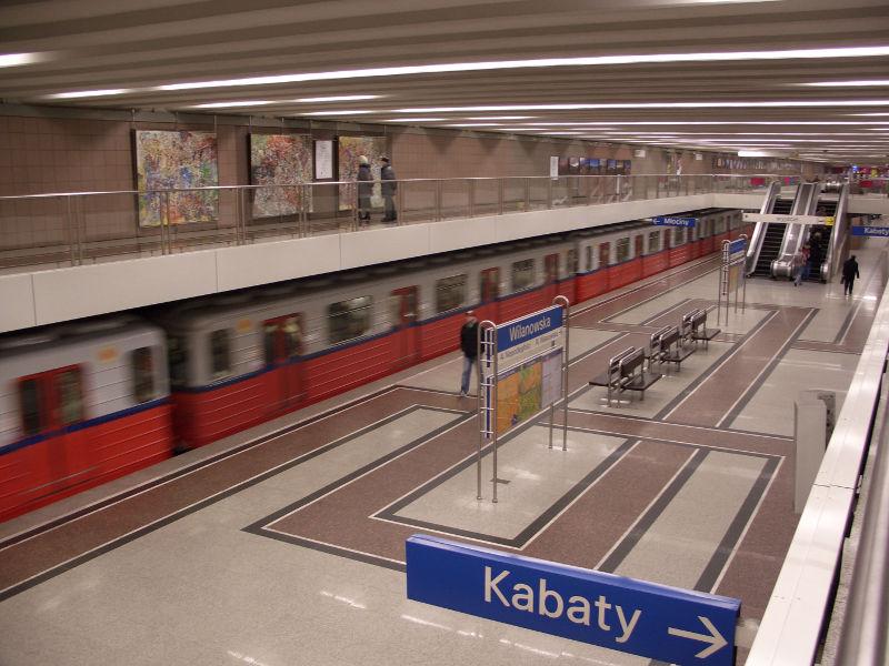 Wilanowska-metro-warszawskie