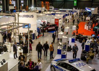Stoisko ogólne Europoltech 2017