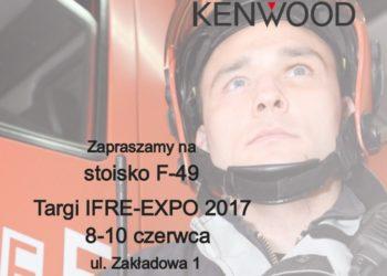 Elektrit - zaproszenie IFRE EXPO Kielce 2017