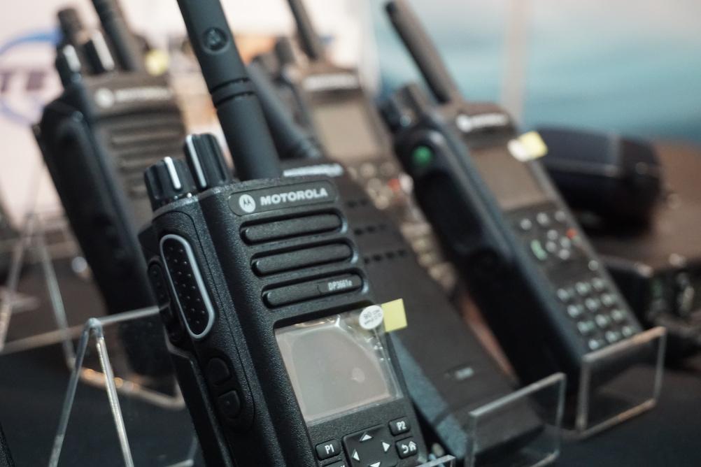 RadioEXPO 2017 stoisko rybnickiej firmy AKSEL