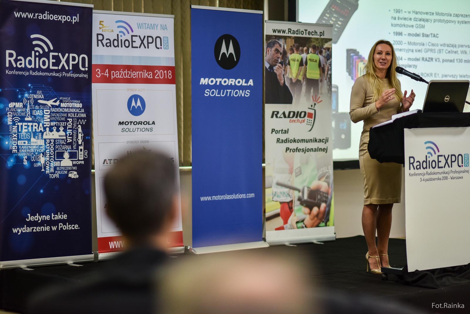 Magdalena-Potejko-Motorola-Solutions-RadioEXPO-2018-prezentacja