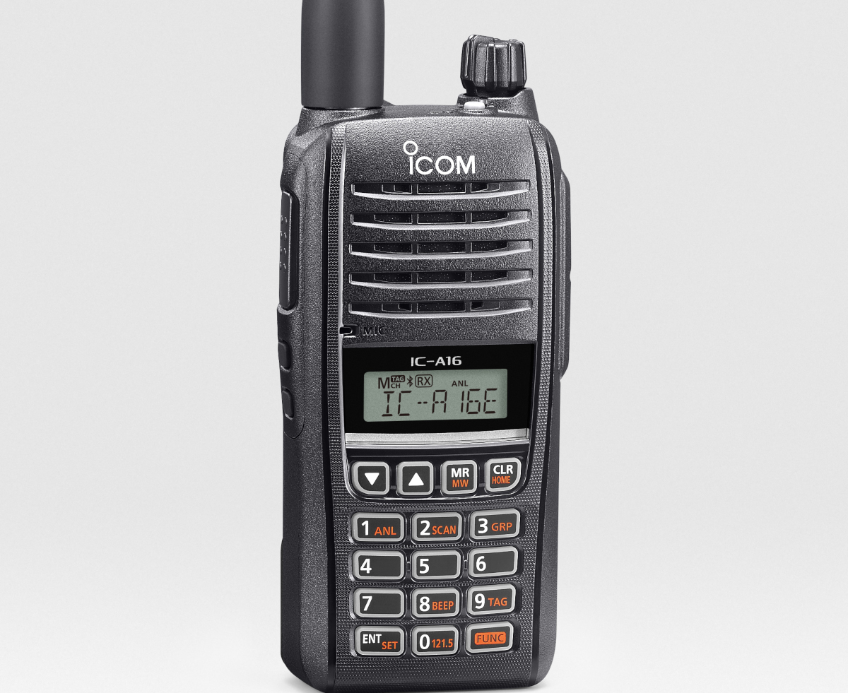 ICOM IC-A16E_std