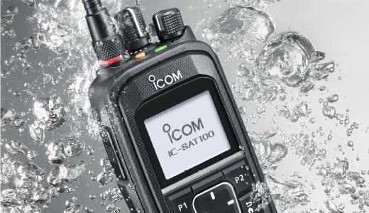 Icom-IC-SAT100-radiotelefon-satelitarny-Iridium