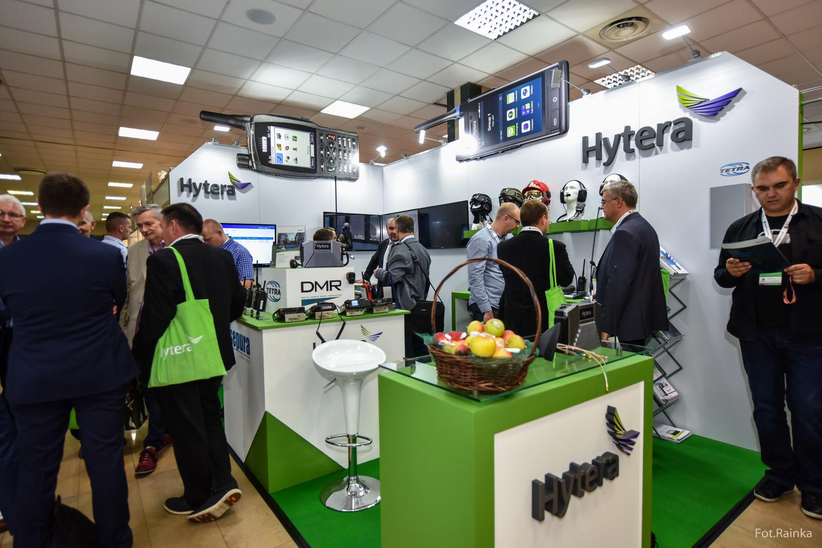 Hytera-RTcom-stoisko-RadioEXPO-2019-Warszawa
