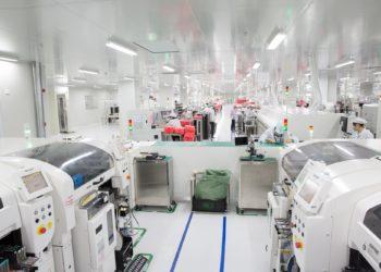 Hytera-fabryka-chiny-hala-produkcyjna-radiotelefony