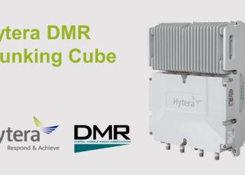 Hytera DMR trunking Cube DS-6250 stacja-bazowa przemiennik radiowy